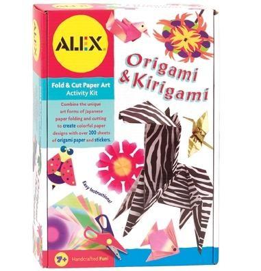 Origami Kirigami Kit
