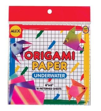 Origami pestisori