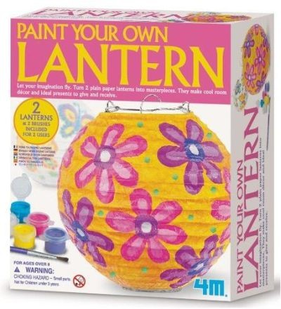 Paint Your Own Lantern