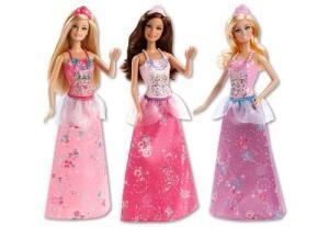 Papusa Barbie - Petrecerea Printeselor