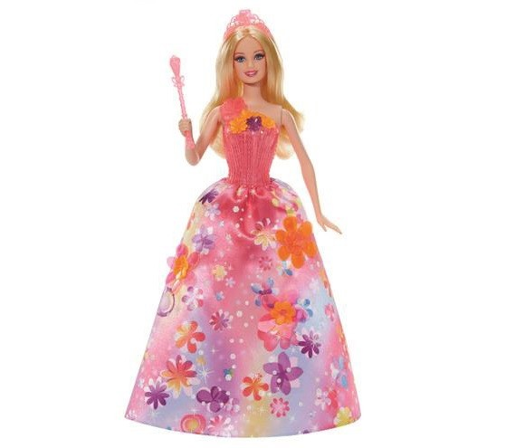 Papusa Barbie Printesa Alexa