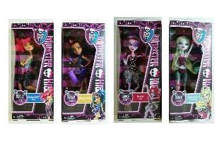 Papusa Monster High - Petrecarete Basic