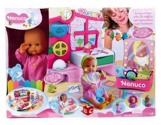 Papusa Nenuco Funny Nursery