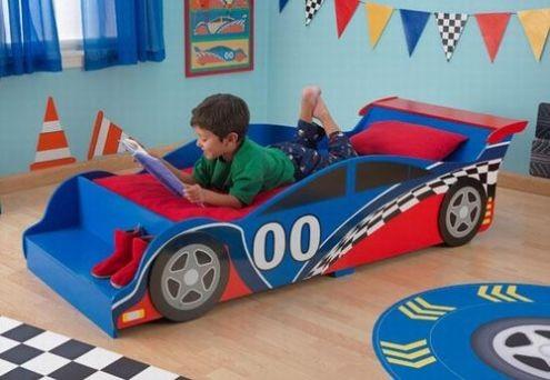 Pat baieti RaceCar - KidKraft