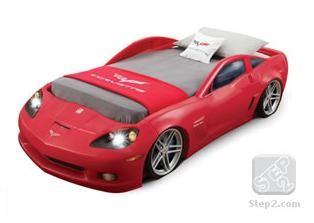Patut masina Corvette STEP2