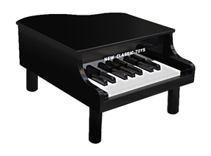 Pian Grand Piano Negru - New Classic Toys