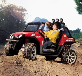 Jeep Polaris Ranger RZR