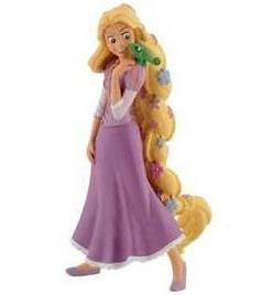 Rapunzel cu flori - Bullyland