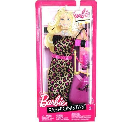 Rochie de seara Barbie Fashionistas