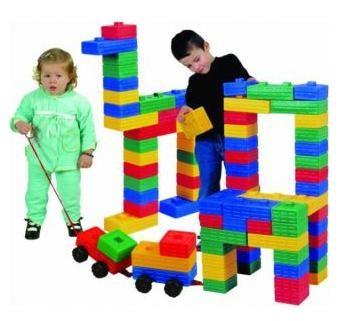Set de construit tip Lego - 43 piese