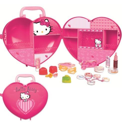 Set Hello Kitty - Secretele Frumusetii