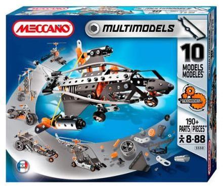 Set Meccano - 10 modele