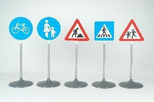 Set semne de circulatie - Klein