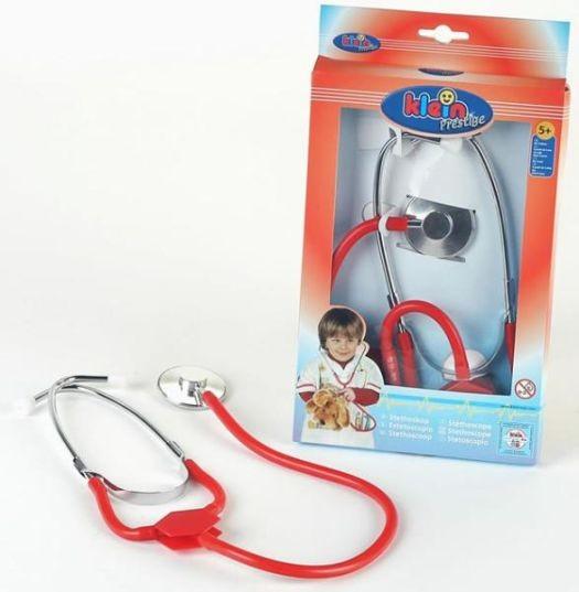 Stetoscop metalic pentru copii