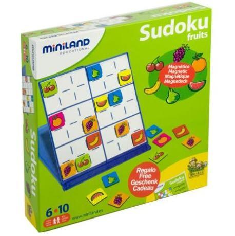 Sudoku fructe