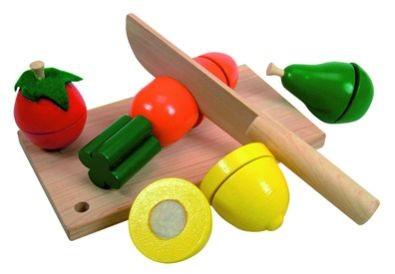 Taietor cu fructe si legume Woody