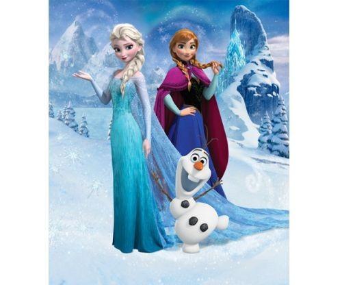 Tapet Walltastic - Disney Frozen