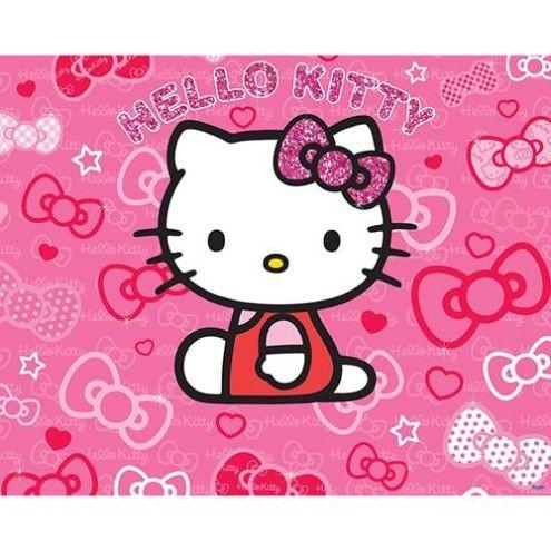 Tapet Walltastic - Hello Kitty