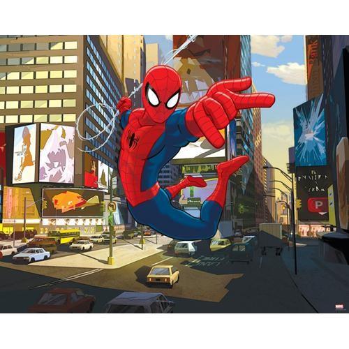 Tapet Walltastic - Spiderman