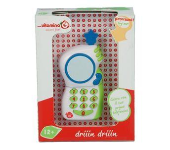 Telefon cu melodii si sunete
