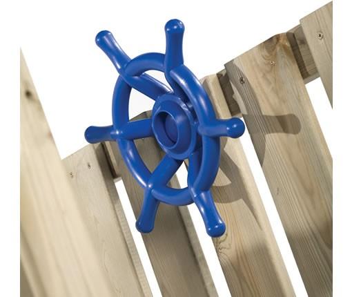 Timona din plastic - albastra - KBT