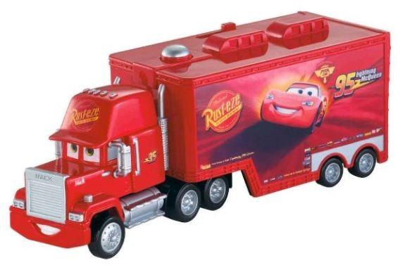 Transporter cu schimbare rapida - Cars 2