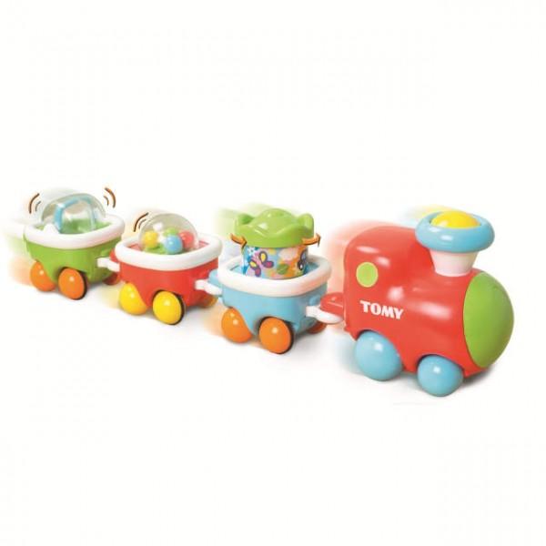 Trenulet Loco Motion Loco - Tomy