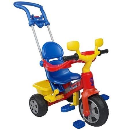 Tricicleta Baby Plus