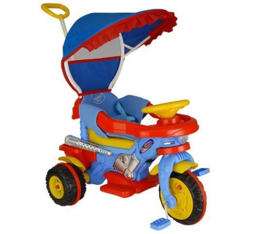 Tricicleta cu volan