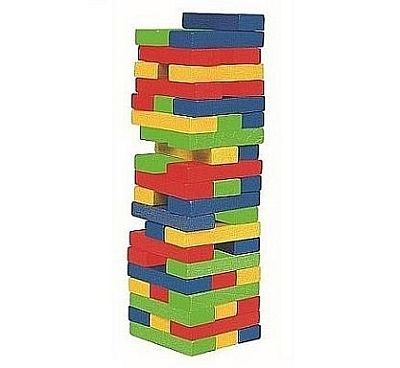 Turnul colorat Woody
