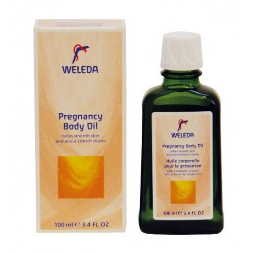 Ulei de corp pentru sarcina - Weleda