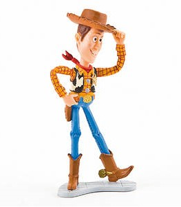 Figurina Woody - Toy Story 3 - Bullyland