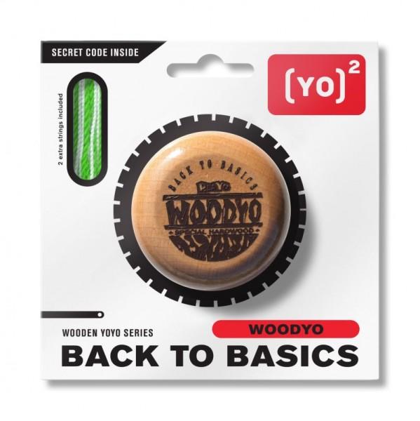 Yo-Yo WoodYo